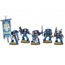 Space Marines Command Squad