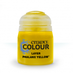 Краска Phalanx Yellow