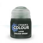 Краска Vulkan Green