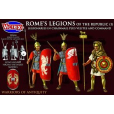 Rome's Legions of the Republic