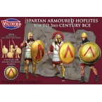 Spartan Armoured Hoplites 5th to 3rd Century