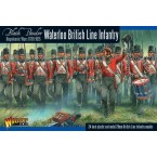 Napoleonic British Line Infantry (Waterloo)